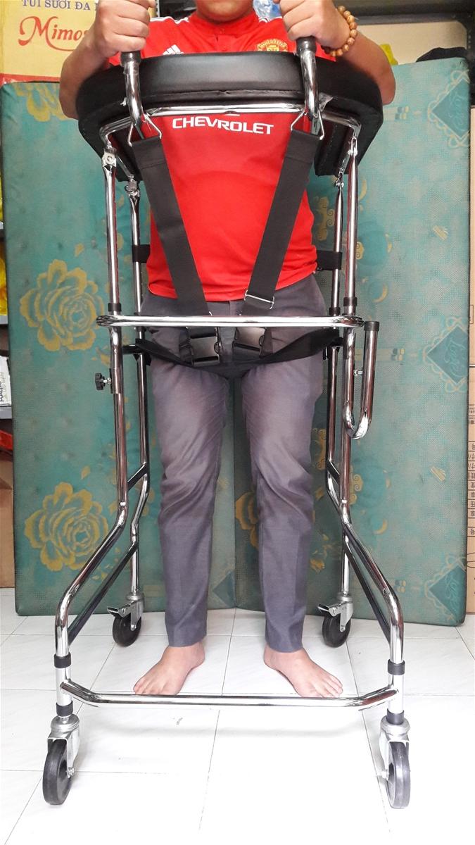 Khung tập đi cho người liệt và tai biến | Thiết Bị Y Tế | thiet-bi-y-te